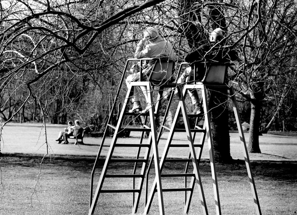 ladders berlin