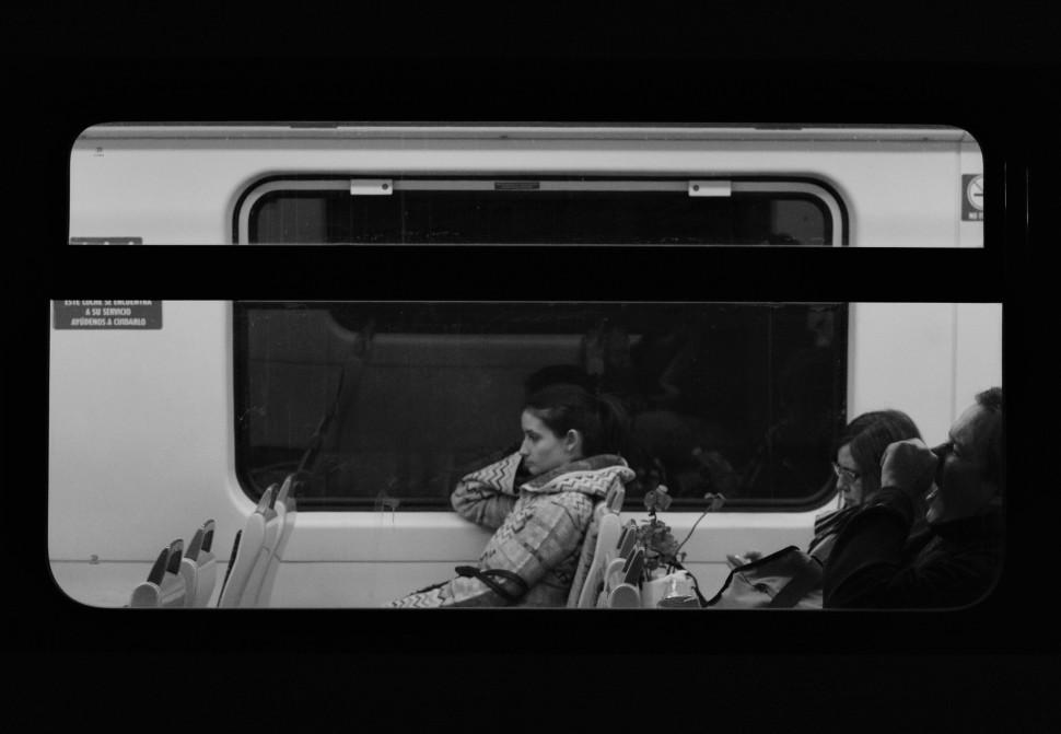 6 Chica del tren