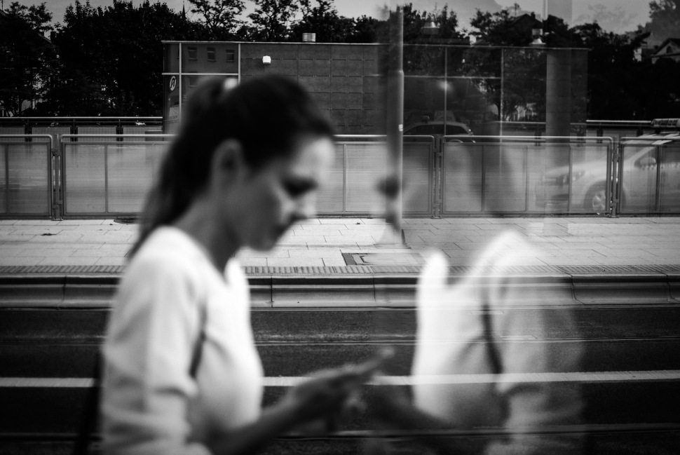 13 365 Being Unfocused double vision mono